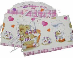 Бортики в детские кроватки, новое поступление!!!!